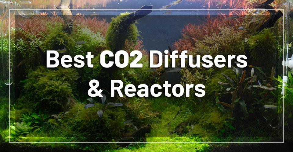 best-co2-diffusers-reactors